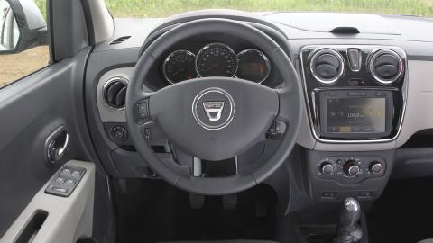 Dacia Lodgy interior
