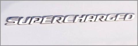 Motor V6 Hemi supercharged