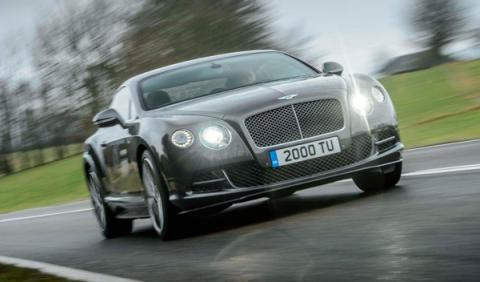 bentley contienental gt speed