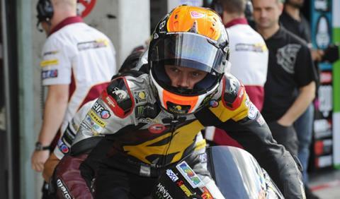 clasificación Moto2 GP República Checa