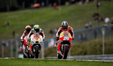 clasificación MotoGP República Checa 2014