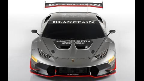 Lamborghini Huracan Super Trofeo - frontal