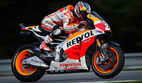 Carrera MotoGP República Checa 2014: primera para Pedrosa