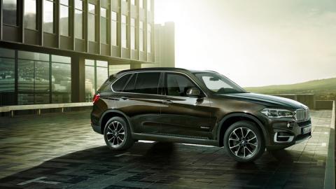 BMW X5 Security Plus - exterior