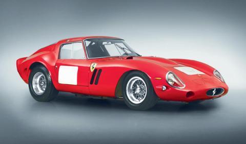 Ferrari 250 GTO de 1962
