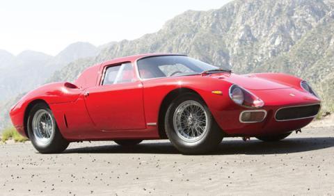 Ferrari 250LM de 1964