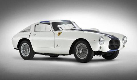 Ferrari 250MM de 1953