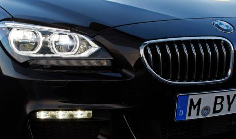 BMW Serie 6 2015, ¡cazado!
