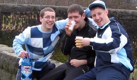 Si los padres beben, los hijos conducirán borrachos