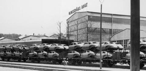 Fábrica de Volvo en Olofström