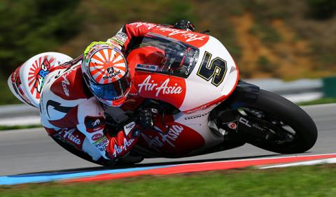 Libres 1 Moto2 GP Gran Bretaña: Zarco encabeza la sesión