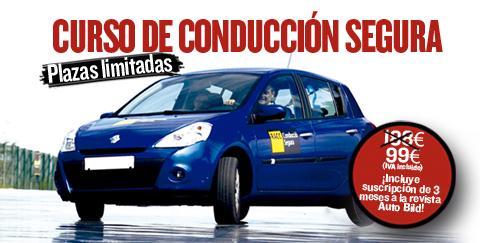 Curso de conducción segura con el RACC y AUTO BILD