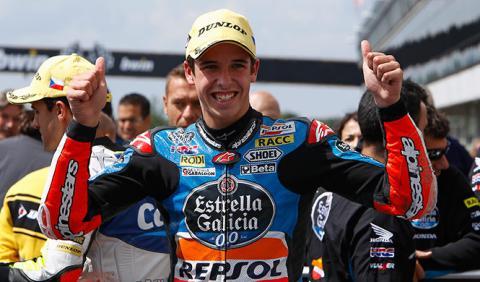 Álex Márquez será compañero de Tito Rabat en Moto2