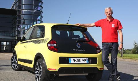 Nuevo Renault Twingo redactor