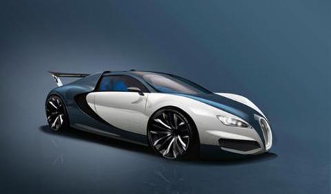 Sucesor del Veyron: demasiado rápido para probarse a fondo