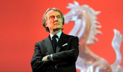 Montezemolo deja Ferrari y llega Marchionne