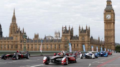 Fórmula E en Londres