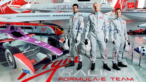 Alguersuari Formula E