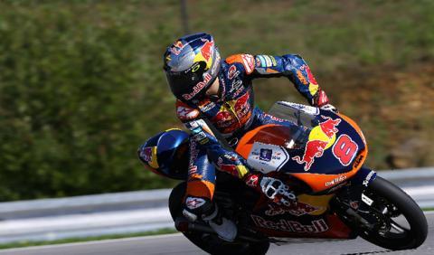Clasificación Moto3 GP San Marino 2014: pole de Miller