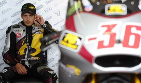 Clasificación Moto2 GP San Marino 2014: pole para Kallio