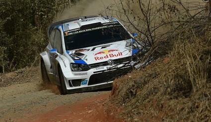 Rally Australia 2014: gana Ogier y VW campeón del WRC