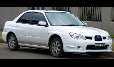 Subaru Impreza 1.5i