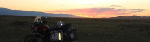 De Rusia a Mongolia y un gran desierto