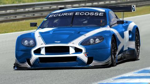 Aston Martin Escocia