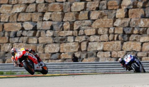 Horarios Moto GP Aragón 2014