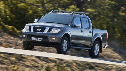 Nissan Navara 2015 frontal
