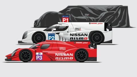 LMP3 Nissan