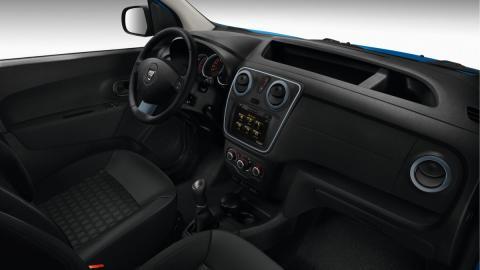 Dacia Dokker Stepway interior