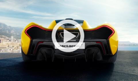 Vídeo: un McLaren P1 huye de la Policía en Sudáfrica