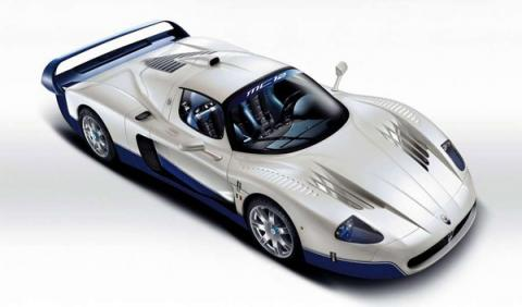 Venden un Maserati MC12 por 1,3 millones de euros