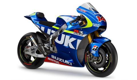 Suzuki regresará a MotoGP en 2015 con Viñales y Espargaró