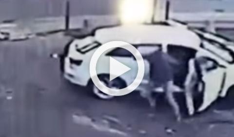 Una mujer de 52 años evita el robo de su Audi Q3