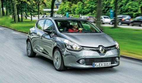 Llamada a revisión para los Renault Clio y Kangoo
