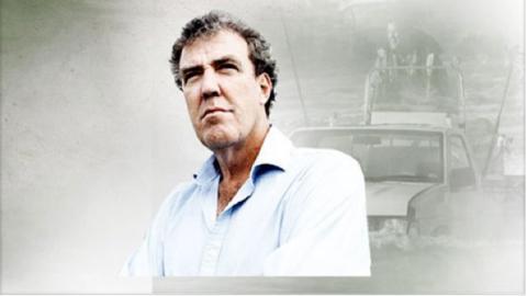 Jeremy Clarkson, expulsado de Ushuaia