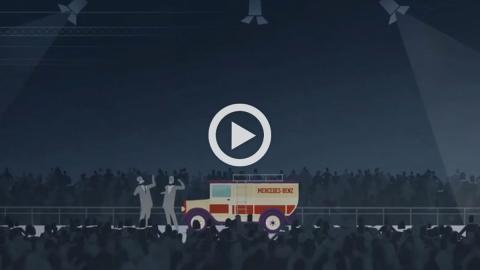 Vídeo: la Historia de la furgoneta, por Mercedes