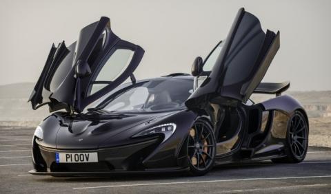 El DJ deadmau5 se regala un McLaren P1