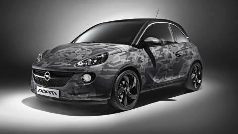 Opel Adam by Bryan Adams delantera