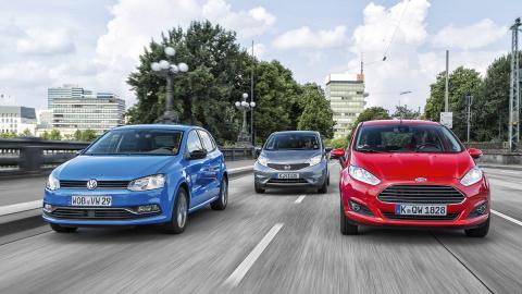 Comparativa coches automáticos