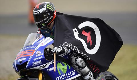 Lorenzo GP Japón