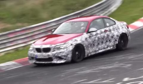 El futuro BMW M2 podría tener un motor de 374 CV