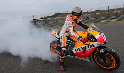 marquez campeón motogp 2014
