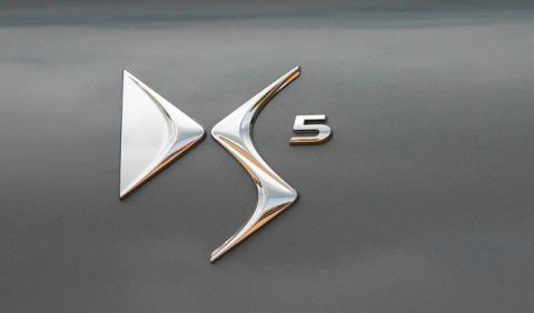 Restyling del Citroën DS5 2015: cazado sin camuflaje