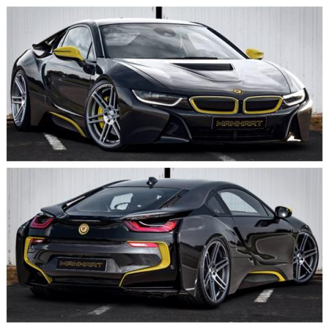 bmw i8 manhart racing