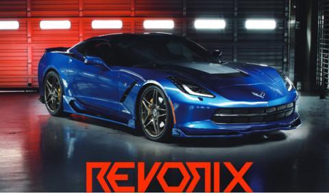 Corvette Revorix, en el SEMA 2014
