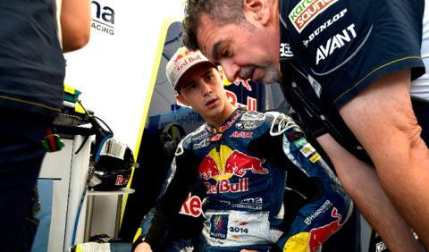 Libres Moto3 GP Australia 2014: Kent, primero del viernes