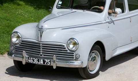 frontal peugeot 203